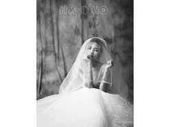 Bộ sưu tập dòng váy cưới Luxury của Hà Dino - Hà Dino