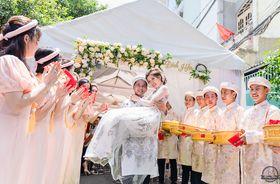 Quay phóng sự cưới giá rẻ Hoàng Khôi Production