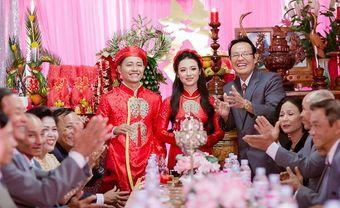 Nghi lễ rước dâu miền Bắc mà nàng dâu Việt không thể bỏ qua - Blog Marry
