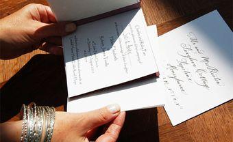 3 bí quyết chọn lọc khách mời tham dự đám cưới - Blog Marry