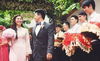 Quy trình trao mâm quả đám cưới chính xác trong lễ ăn hỏi - Blog Marry