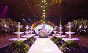 Choáng ngợp với tiệc cưới đẳng cấp xa hoa tại GEM Center - Blog Marry