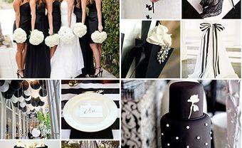 Theme cưới đẹp mang tông đen trắng vương giả, sang trọng - Blog Marry