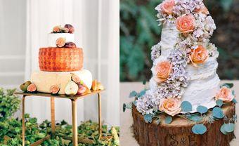 Top 10 mẫu bánh cưới 3 tầng đẹp, ấn tượng trong năm 2019 - Blog Marry