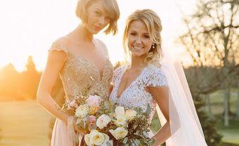 Điểm danh sao ngoại từng làm phụ dâu trong đám cưới bạn thân - Blog Marry