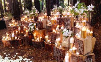 Theme cưới đẹp - Kể chuyện cổ tích bằng những sắc màu thô mộc - Blog Marry