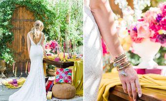 Theme cưới đẹp phong cách Boho cho mùa Hè rực rỡ - Blog Marry