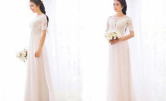 Gợi ý mẫu áo dài đám hỏi đẹp và mát cho cô dâu mùa nóng - Blog Marry