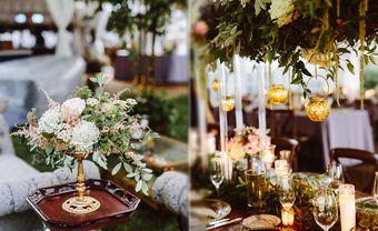 Theme cưới đẹp - Sắc greenery xanh mát cùng cây lá thơ mộng - Blog Marry