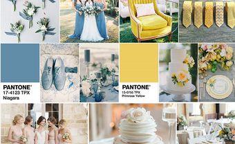 Xu hướng trang trí theme cưới đẹp 2017 cùng 10 màu Pantone - Blog Marry
