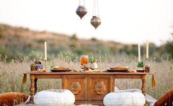 Theme cưới đẹp - Lạc cõi thiên thai cùng hoa cỏ thơ mộng - Blog Marry