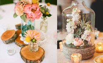 Theme cưới đẹp - 6 cách trang trí hoa cưới thời thượng nhất - Blog Marry