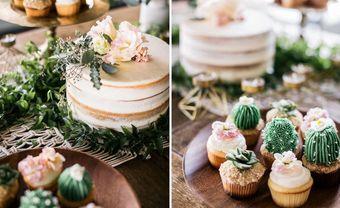 Trang trí tiệc cưới độc đáo cùng xương rồng sa mạc - Blog Marry