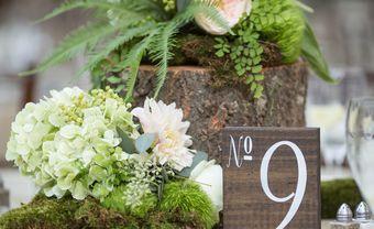 Phụ kiện trang trí tiệc cưới: Chuẩn bị chu toàn cho theme cưới Rustic - Blog Marry