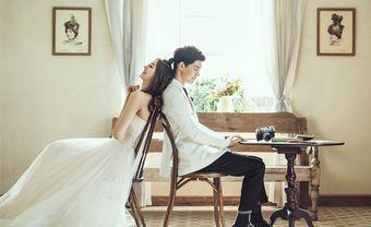 Cách chọn và mặc quần âu đẹp khi chụp hình cưới - Blog Marry