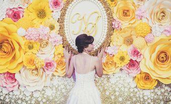 Xu hướng trang trí sân khấu đám cưới mới nhất 2017 - Blog Marry