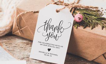 Cách chọn quà cảm ơn khách mời đám cưới vừa đẹp vừa tiết kiệm - Blog Marry