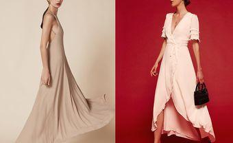 20 mẫu đầm đẹp đi đám cưới có thể dùng cho nhiều dịp khác - Blog Marry