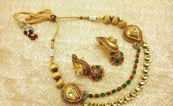 Lóa mắt với các bộ trang sức cưới vàng 18K cho đám cưới đầu Xuân - Blog Marry