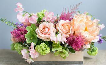 Rước lộc Xuân về nhà với 5 kiểu cắm hoa ngày Tết siêu sáng tạo - Blog Marry