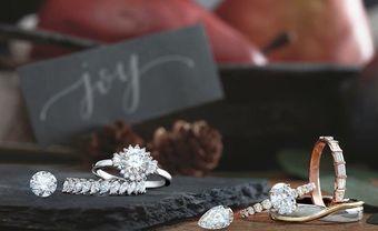 5 mẫu nhẫn cầu hôn đặc biệt dành riêng cho Giáng sinh - Blog Marry