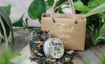 Khách mời nào cũng thích nhận quà cảm ơn tinh tế ngọt ngào thế này - Blog Marry