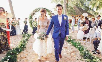 Học cách trang trí đám cưới hiện đại, ấn tượng như MC Yumi Dương - Blog Marry