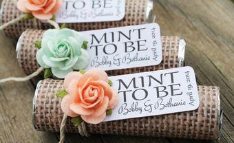 Bạn đã biết ý nghĩa đặc biệt của quà cưới kẹo bạc hà chưa? - Blog Marry
