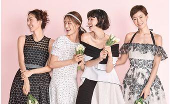 6 xu hướng váy phù dâu đẹp nhất cho đám cưới mùa Hè - Blog Marry