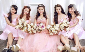 Ngược thời gian tìm hiểu 4 kiểu váy vintage cho phù dâu từ cổ chí kim - Blog Marry