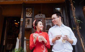 4 xu hướng cổ áo dài đẹp nhất cho cô dâu 2018 - Blog Marry