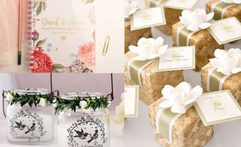 3 món quà đáp lễ ngày cưới thật xinh và ý nghĩa - Blog Marry
