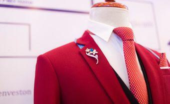 Cách phối phụ kiện diện vest sành điệu nhất mùa cưới 2018 - Blog Marry