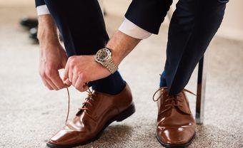 """5 chữ """"không"""" trong quy tắc chọn giày cưới mà chú rể cần biết - Blog Marry"""