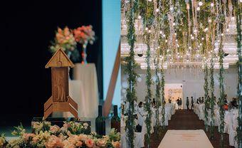 """Theme cưới pastel với chủ đề """"Love at first sight"""" đẹp như mơ - Blog Marry"""