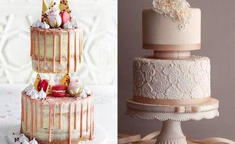 Cách trang trí bánh kem cưới 2 tầng rời ngon phát thèm - Blog Marry
