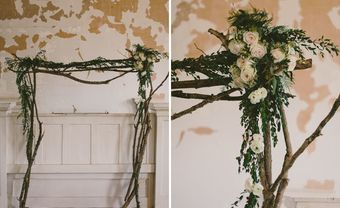 Cập nhật 10 mẫu cổng hoa cưới đẹp hút hồn cho mùa Thu-Đông - Blog Marry