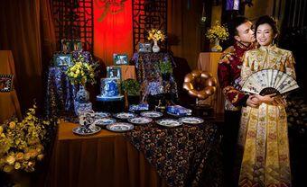 """Đám cưới người Hoa """"độc nhất vô nhị"""" của đôi uyên ương Việt - Blog Marry"""