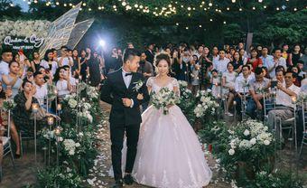 6 bài nhạc nền khi cô dâu chú rể lên sân khấu phổ biến nhất - Blog Marry