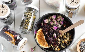 Trà hương - món quà cảm ơn truyền thống đẹp lòng khách quý - Blog Marry