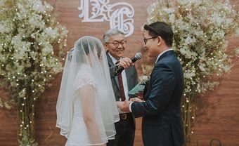 Tiệc cưới rustic lấy cảm hứng từ Biên niên sử Narnia đầy phép màu - Blog Marry