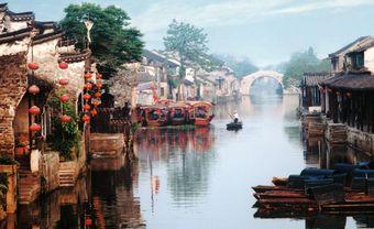 5 danh thắng đẹp chẳng kém Phượng Hoàng cổ trấn ở Trung Quốc - Blog Marry