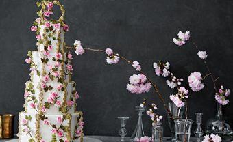 20 mẫu bánh cưới hoa tươi nhiều tầng đặc biệt 'sang chảnh' - Blog Marry