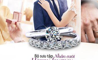 Nhẫn cưới DOJI: Cùng uyên ương xây hành trình hạnh phúc - Blog Marry