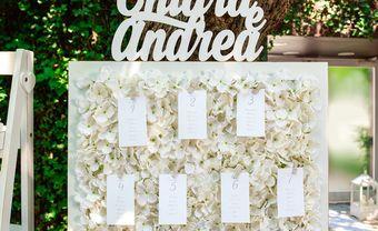 Gây ấn tượng ngay từ phút đầu với sơ đồ bàn tiệc thú vị - Blog Marry