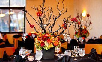 Tiệc cưới chủ đề Halloween ấn tượng cho cặp đôi sáng tạo - Blog Marry