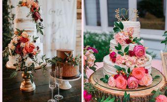 Thoả mắt ngắm bánh kem cưới tuyệt đẹp trên thế giới - Blog Marry