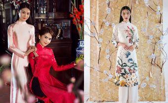 3 xu hướng áo dài cưới đơn giản mà vẫn nổi bật cho nàng dâu mới - Blog Marry