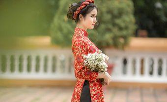 2 cách làm mấn đội đầu xinh để diện áo dài - Blog Marry