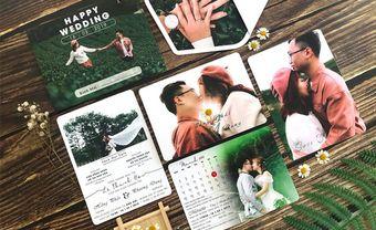 6 địa chỉ in thiệp cưới có giá dưới 6.000 đồng đẹp lung linh - Blog Marry